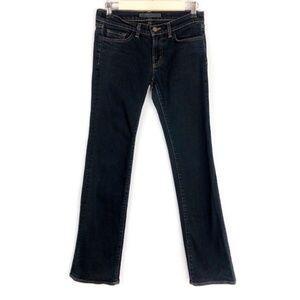 J Brand Bootcut Jeans Size 27 Womens Dark Wash